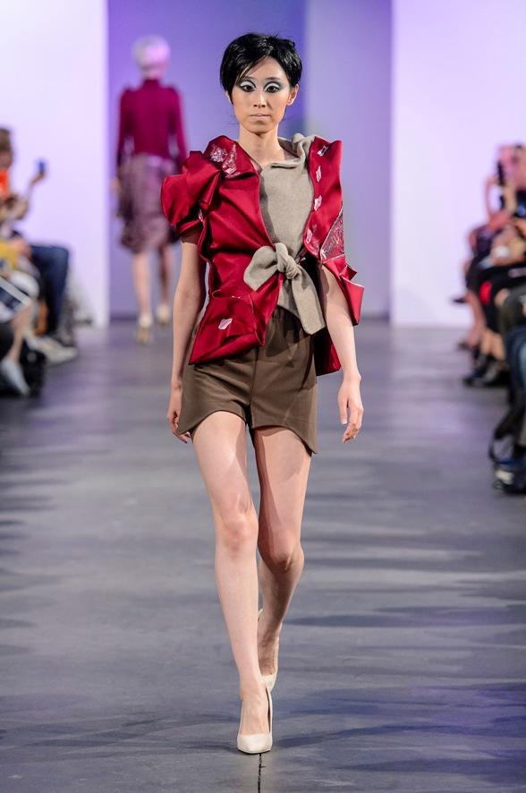PATUNA Couture Show Fall-Winter 2017-2018 Paris Haute Couture Fashion Week
