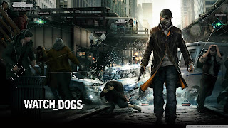 Watch Dogs PS3 Wallpaper