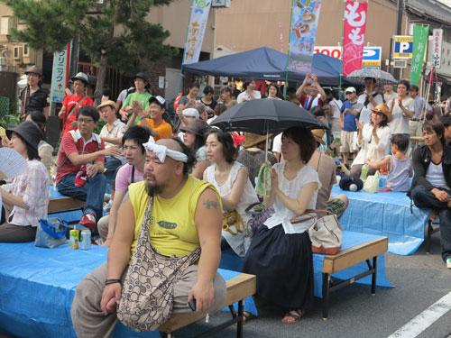 Kakuozan Festival, Nagoya