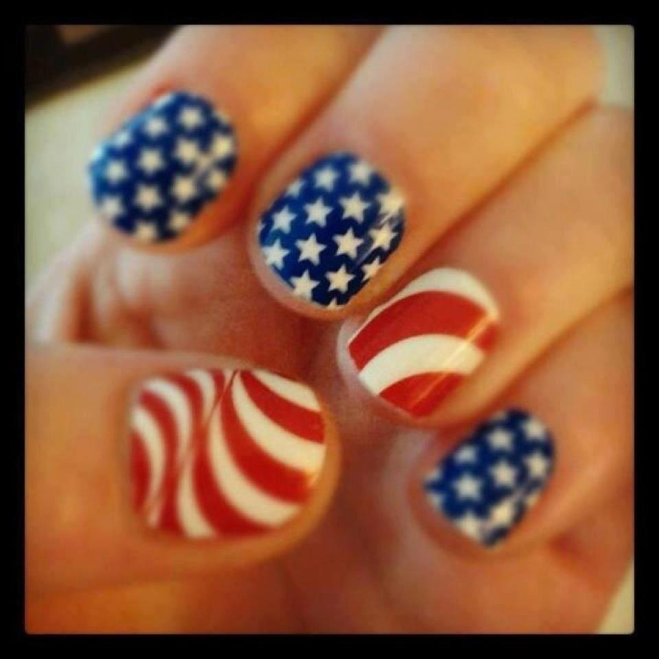 Lush Fab Glam Blogazine: Get Patriotic With Red White
