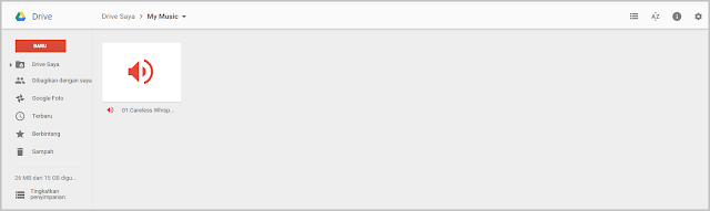 untuk menyimpan file apa saja yang Anda inginkan Cara Menyimpan File Di Google Drive