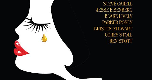 Café Society (2016), CINE ΣΕΡΡΕΣ, Woody Allen, Jesse Eisenberg, Kristen Stewart, Steve Carell,