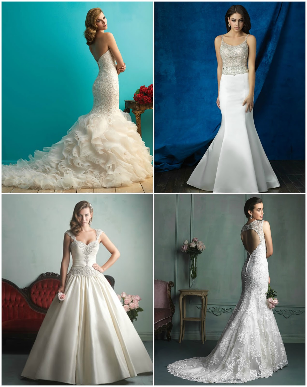 Angelus Bridal and Formal: June 2017
