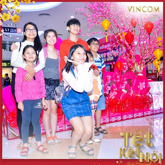 Vincom Đà Nẵng: Sự kiện Tết Kết Nối