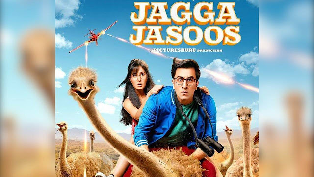 Jagga Jasoos (2017) Hindi Movie Free Download HD 720p