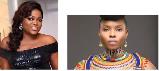 Nickelodeon Kids Choice Awards, Favourite African Star, Yemi Alade, Funke Akindele-Bello, Entertainment,