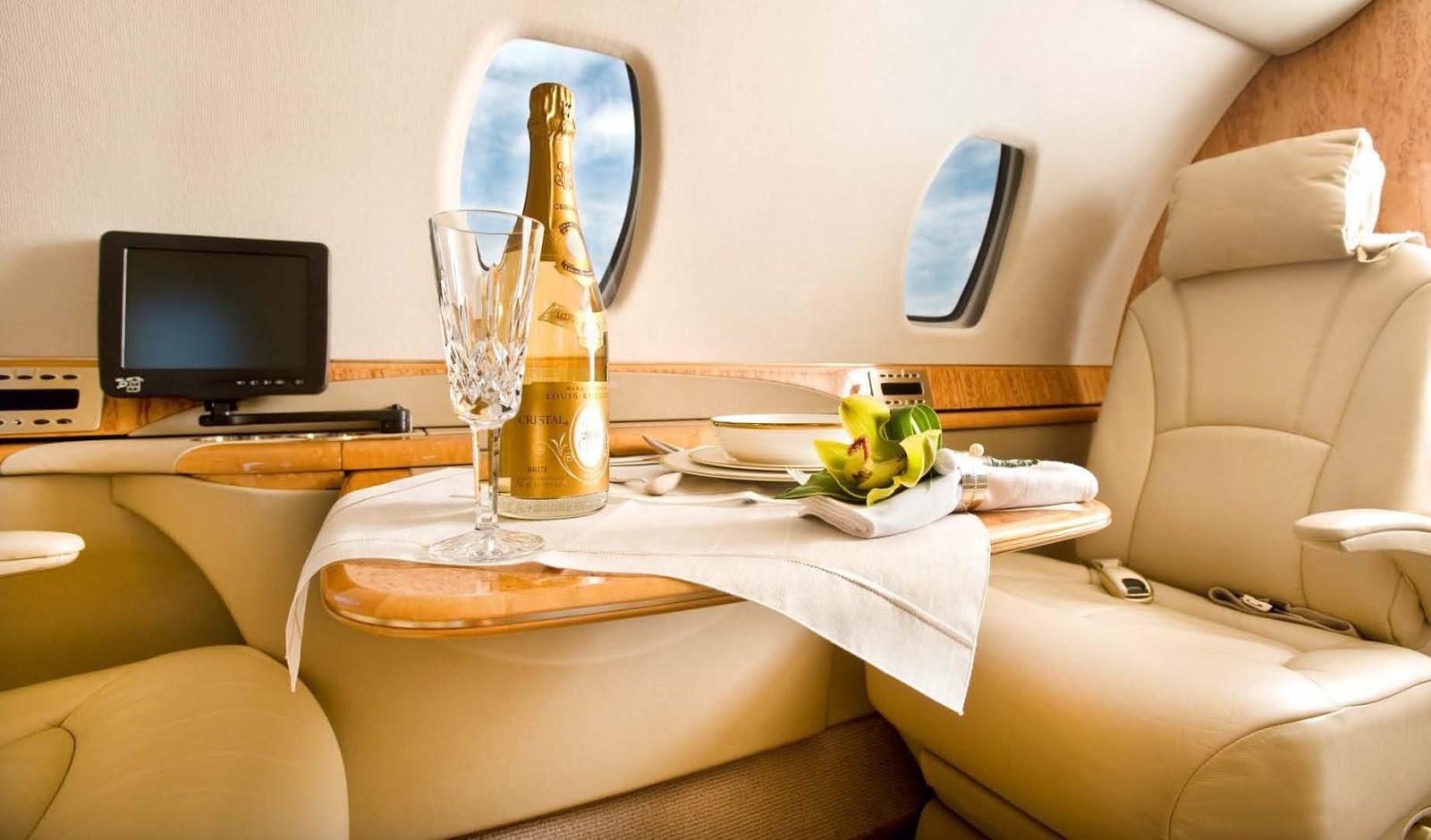 Aereo Privato Affitto : Gli aerei privati piu lussuosi del mondo