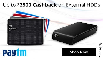 Paytm- External Hard Disk