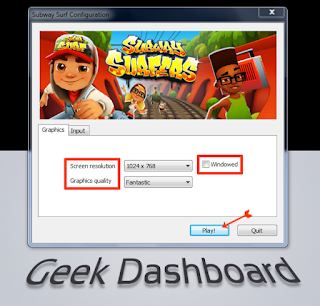 Subway Surfers free download for Windows PC