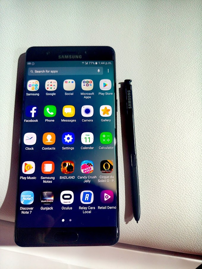 Why did The Note 7 explode? Samsung finally told the reason