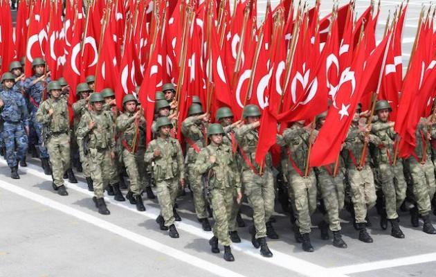 Οι Τούρκοι στρατηγοί διαφωνούν με τον Ερντογάν