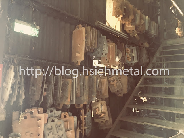 Sand Casting Mold, Tooling in Taiwan and China.