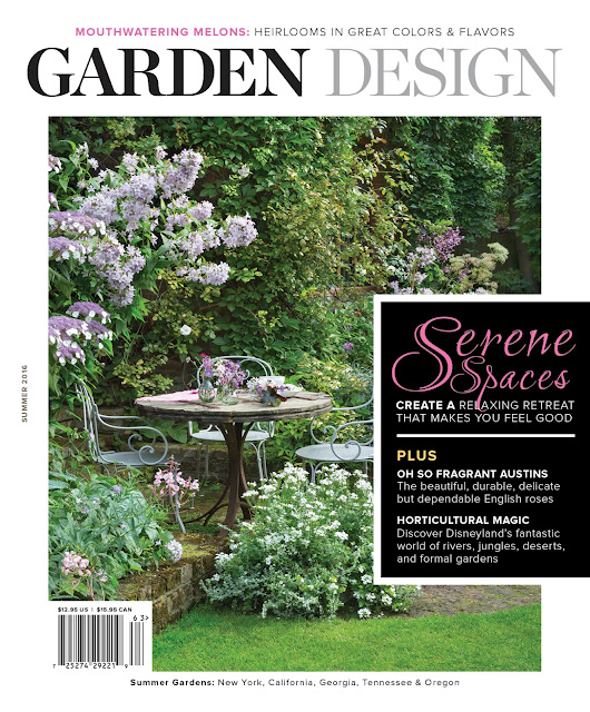 Win a free issue of garden design magazine right here for Garten design magazin
