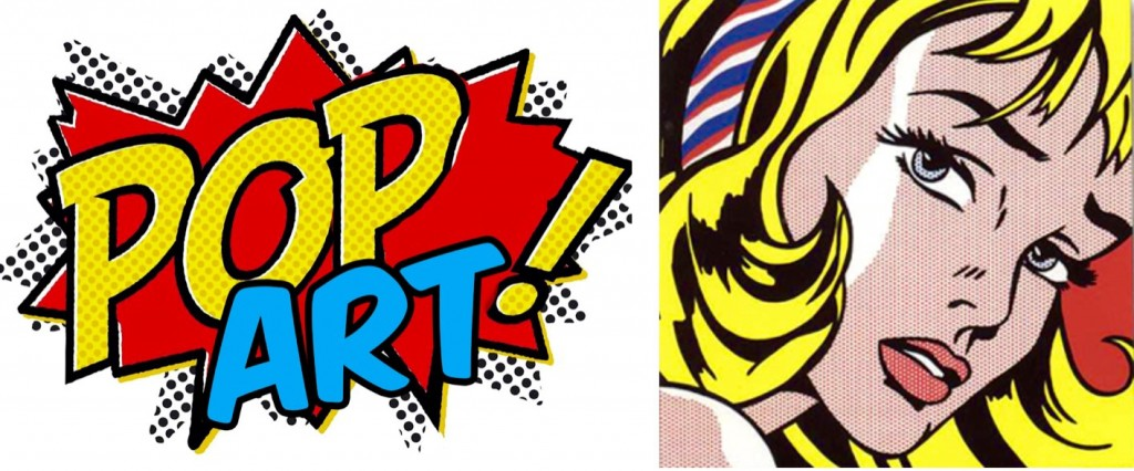 Pop art pictures