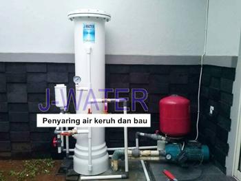 filter air sumur bogor
