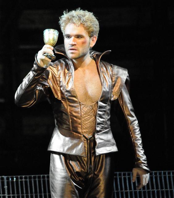 Naked Opera Singer 93