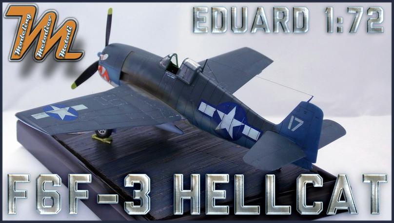 f6f hellcat, VF-27, aircraft scale model