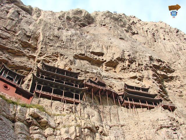 Hengshan Mountain - Datong - China