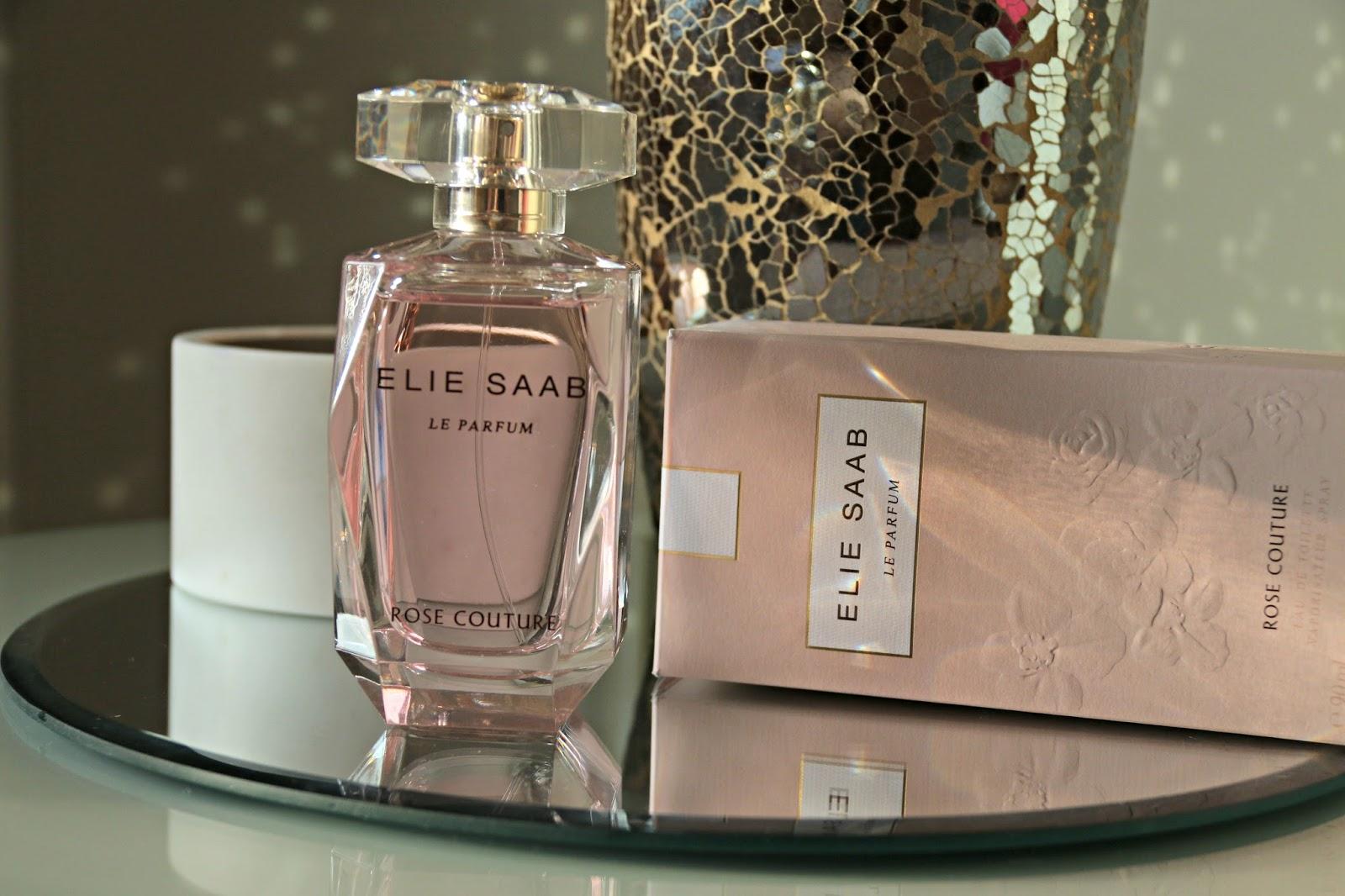 Elie Saab Le Parfum Rose Couture Fragrance Review Image