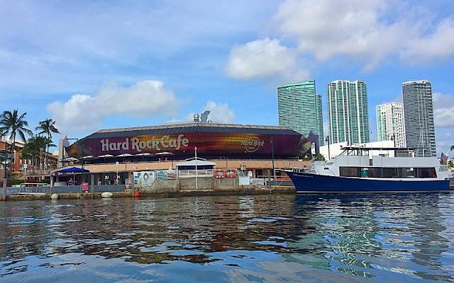 Hard Rock Cafe em Miami
