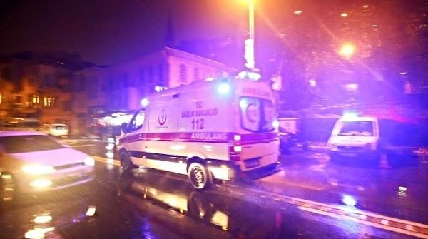 La primera tragedia 2017 en Estambul