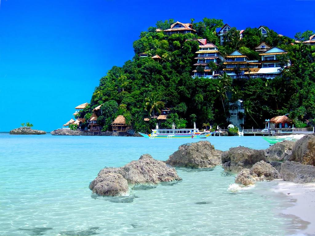 Boracay Island Desktop Wallpapers Philippines Wallpaper View