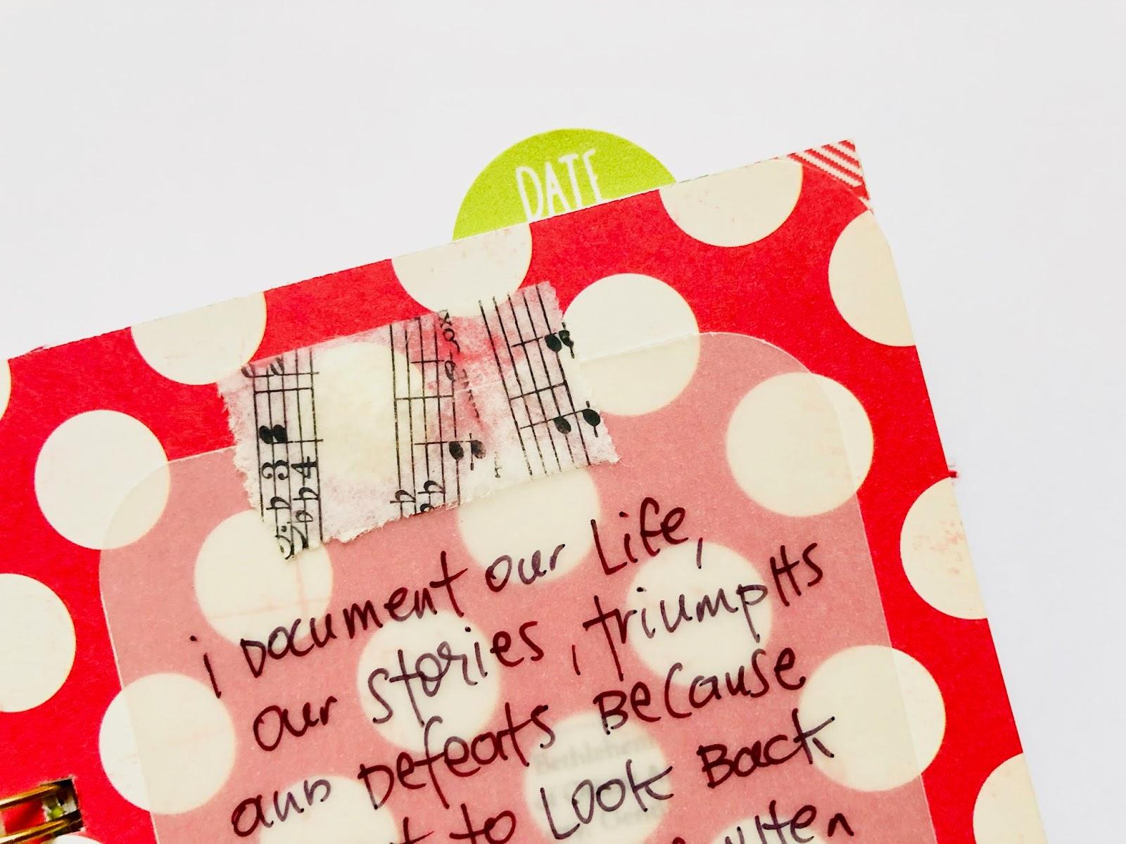 #iloveitallshpo # #30lists #30 Days of Lists #lists #list prompts #listing challenge #junk journal #mini book