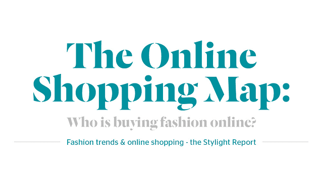 The Online Shopping Map: Who is buying fashion online?