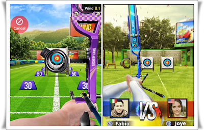 لعبة Archery King للاندرويد, لعبة Archery King مهكرة, لعبة Archery King للاندرويد مهكرة