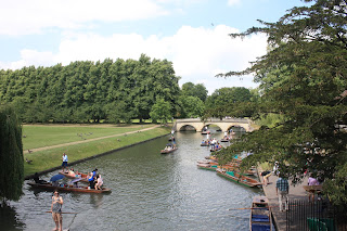 cambridge inglaterra fotos