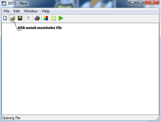 Open File EKTS