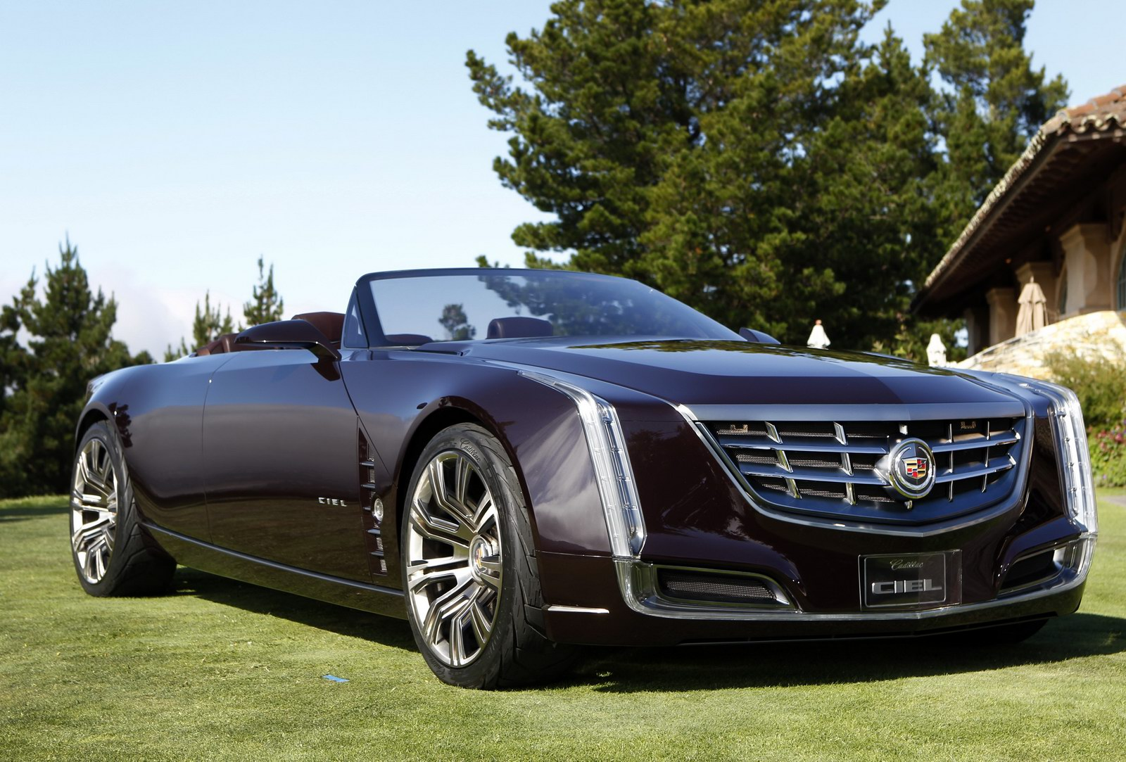 2011 cadillac ciel 4 door convertible concept auto car. Black Bedroom Furniture Sets. Home Design Ideas
