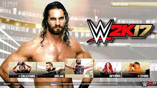 WWE 2K17 Goldberg