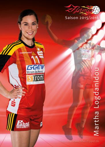 Η καριέρα της Μάρθας Λογδανίδου (και αθλήτρια της Spartacus Goalbet στην  άμμο) πρέπει να προβάλλεται περισσότερο c7e69a16168