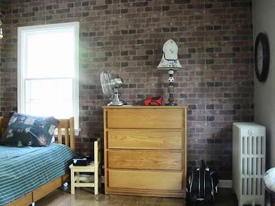 Simple Details Teen Boy S Bedroom