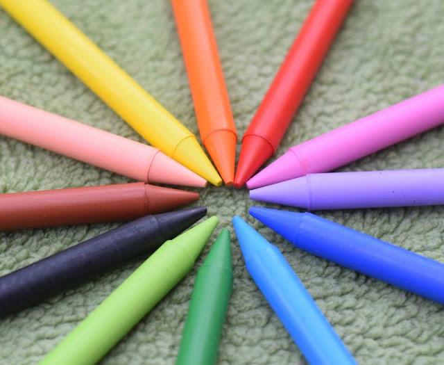 BIC® KIDS Plastidecor® crayons, RRP £2.99