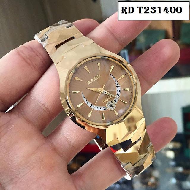 Đồng hồ Rado dây đá ceramic RD T231400