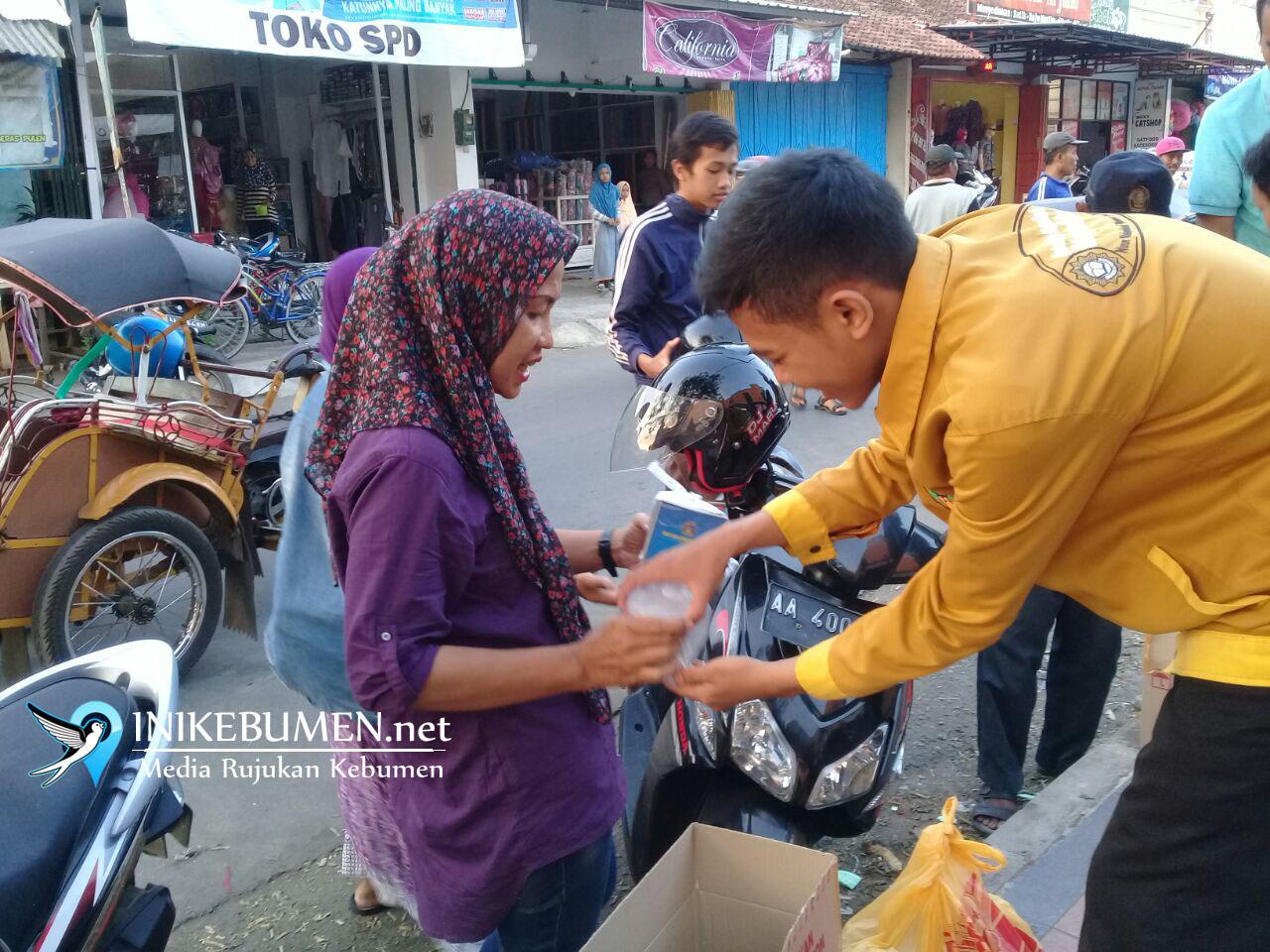 Isi Ramadan, IPM SMA Muhammadiyah Kebumen Menginap di Rumah Warga