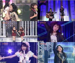 [TV-Variety] AKB48 FES 2016 (NHK BS Premium 2016.10.22)
