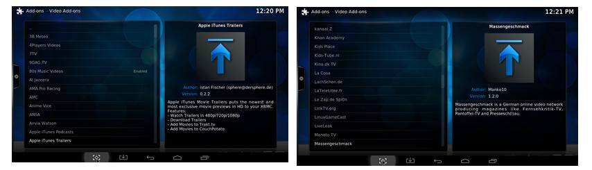 Android TV Box, Smart IPTV Box: 20150421 Vigica C90S V1