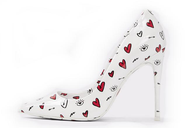 vivido e di grande stile tecnologie sofisticate valore eccezionale Rhonda's Escape: Va Va Valentine - The ALDO Shoes