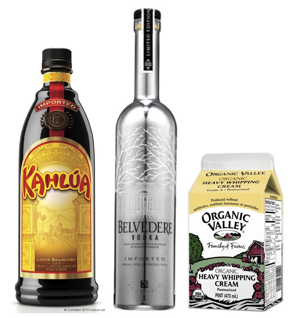Kahlua White Russian Recipe