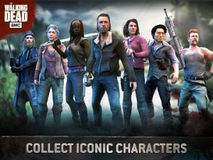 GameThe Walking Dead No Man's Land untuk Android