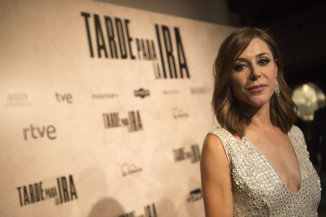 Ruth Diaz galardonada en la Mostra de Venecia por 'Tarde para la ira'