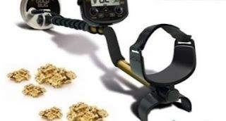 detector de metais para achar pepitas de ouro