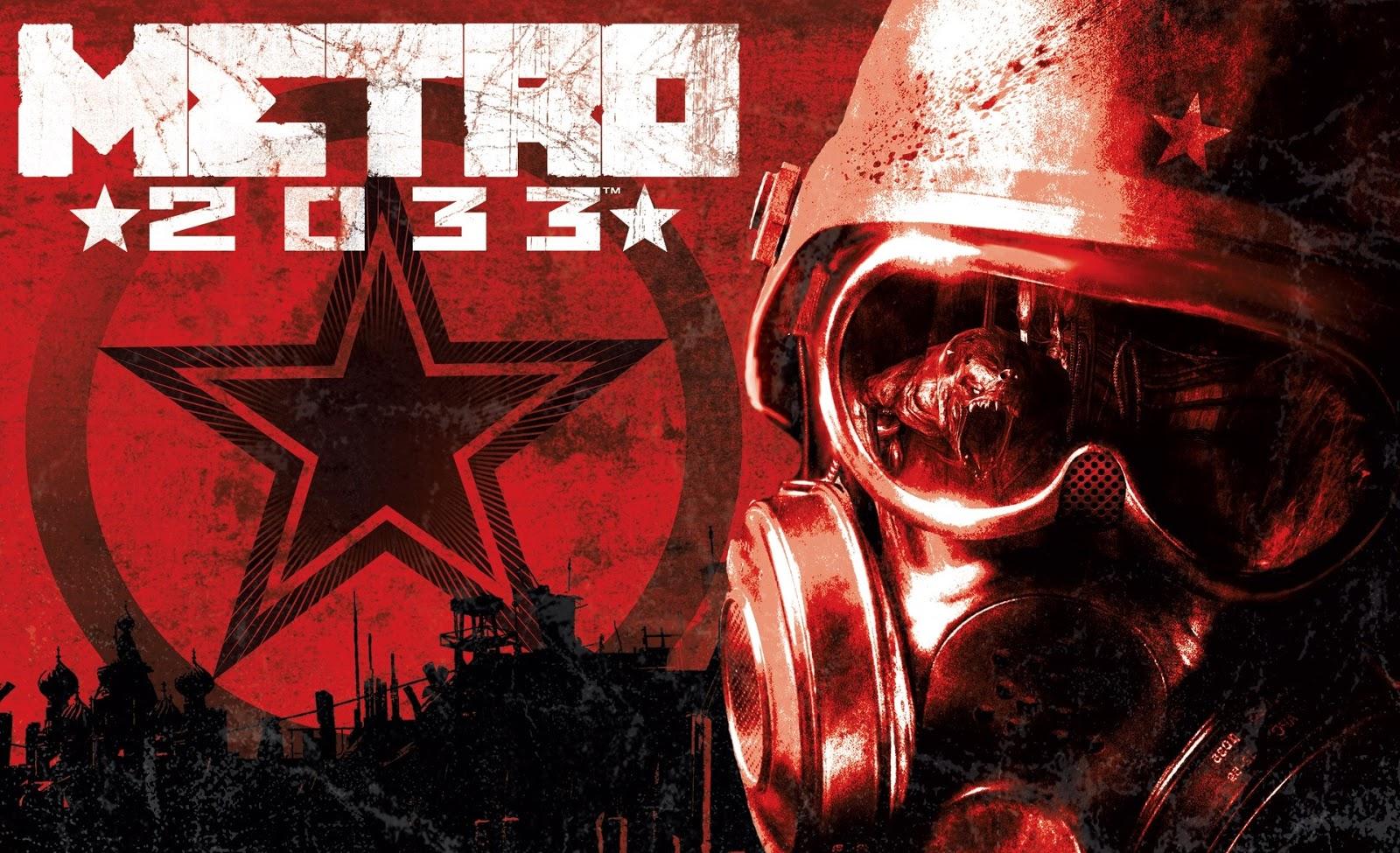 Descarga gratis Metro 2033 por tiempo limitado durante solo 24 horas