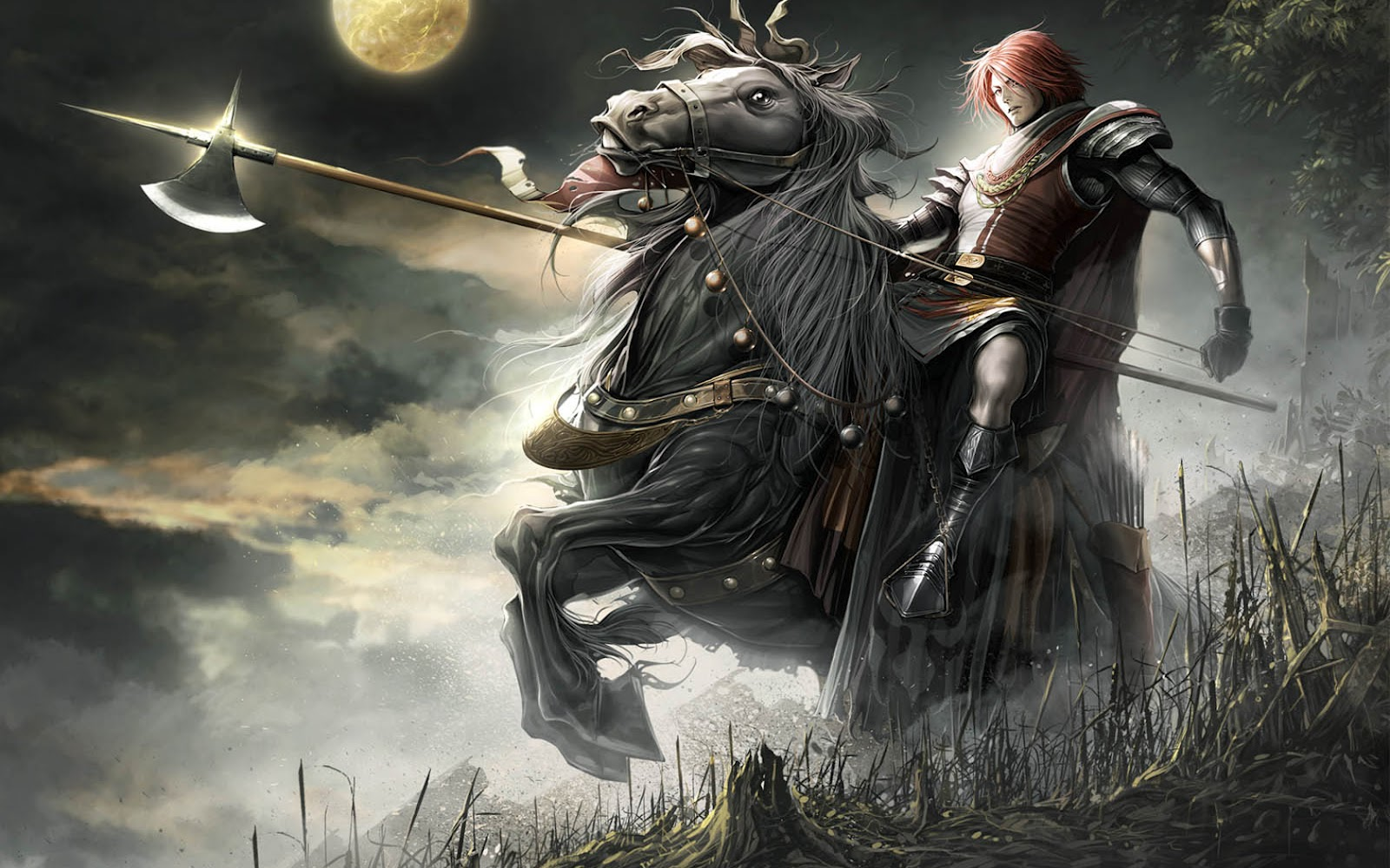 Great   Wallpaper Horse Angel - Animated+king+on+horse+HD+wallpaper  Pic_964926.jpg