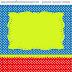Rojo, Amarillo y Azul: Etiquetas para Candy Bar para Imprimir Gratis.