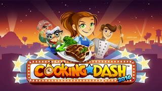 Cooking Dash v1.18.13 Mod Money 2016 Apk Terbaru