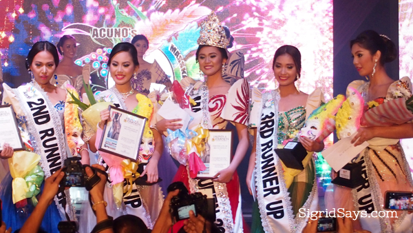 MassKara Queen 2016 winners